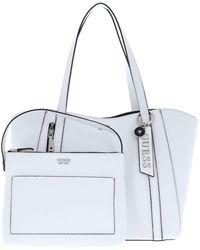 Guess Naya Handbag White - Bianco