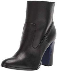 Calvin Klein Canela Ankle Boot - Black