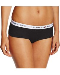 Tommy Hilfiger Shorty Pyjama Bottoms - Black