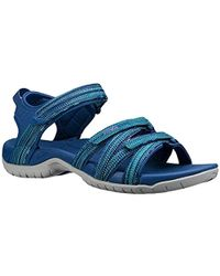 32d3c5354b92 Teva Sanborn Sandal Sports Outdoor Lifestyle Sandal in Blue - Lyst