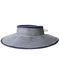 Columbia Global Adventure Packable Visor Sun Hat - Blue