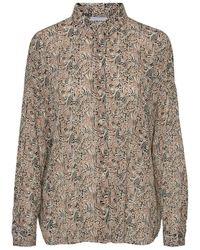 Vero Moda Vmjosephine Ls Shirt Vma Blouse - Multicolour