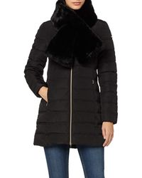 Geox W Eliska J Coat - Black