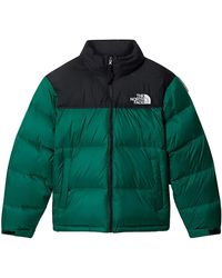 The North Face – 1996 Nuptse – e Retro-Jacke - Grün