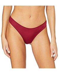 Esprit Damen Broome Fashion Hipster String - Rot