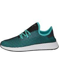 adidas Deerupt Runner - Bleu