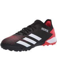 adidas Chaussures de football Predator 20.3 Turf pour homme - Noir