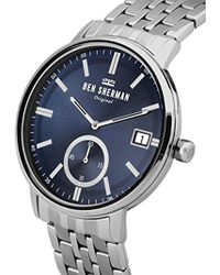 Ben Sherman - Portobello Professional Watch - Lyst