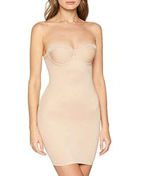 "TRIUMPH /""Diamond Sensation/"" Bodydress in Coffee Sugar Shapewear"
