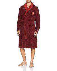 Tommy Hilfiger Robe De Chambre - Rouge