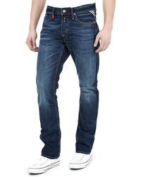 Replay Waitom Jeans - Blue
