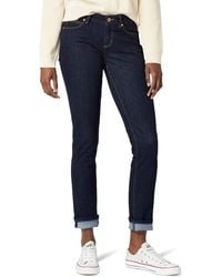 Tommy Hilfiger Mujer MILAN LW CHRISSY Jeans - Azul