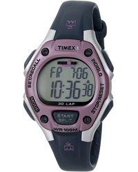 Timex - Ironman 30-lap Digital Quartz Mid-size Watch - Lyst