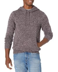 Goodthreads Supersoft Marled Pullover Hoodie Sweater Sweaters - Multicolor
