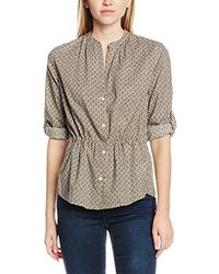 Lacoste Blouse - Brown