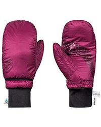 Ski//Snowboard Mittens for Women ERJHN03100 Roxy Torah Bright Abyss