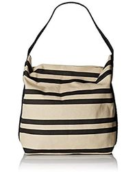 Esprit - 027ea1o017 Hobos And Shoulder Bag, (290 Light Beige), 16x40x33 Cm (b X H X T) - Lyst