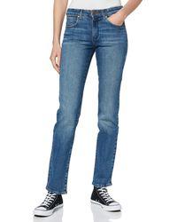 Wrangler Straight Jeans - Blu