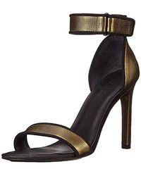 Atelje71 Jask Dress Sandal - Black