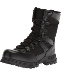 Fila Stormer Military and Tactical Boot Food Service Shoe - Noir