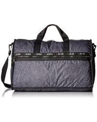 LeSportsac - Modern Large Weekender Hand Carry On Bag - Lyst