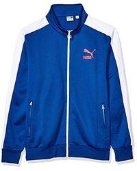 870402df721b4 Archive T7 Track Jacket, True Blue, Large