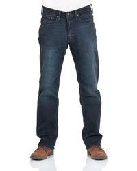 Levi's Jeans da uomo 514 - Blu