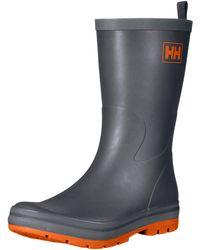 Helly Hansen Midsund 2 Wellington Boots - Grey