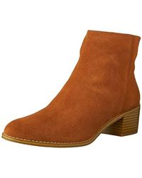 Clarks - Breccan Myth Boots - Lyst