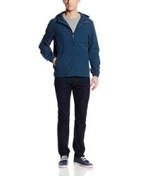 Dockers - Nylon Taslan Performance Hoody - Lyst