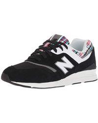 New Balance 697 - Nero