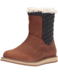 Helly Hansen W Seraphina Slouch Boots - Brown
