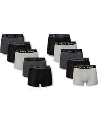 HIKARO Amazon-Marke: HIK0021AM Boxershorts - Noir