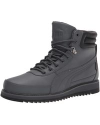 PUMA Boots for Men - Up to 8% off at Lyst.com