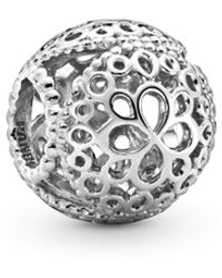 PANDORA Argent Charms et perles 797853 - Métallisé