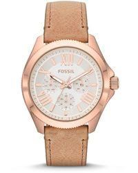 Fossil Horloge FS5404 - Noir
