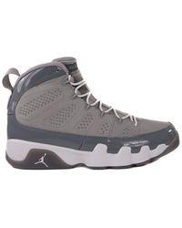 1c59c545bd75b Air Jordan 9 Retro (gs) 'cool Grey 2012 Release' - Gray