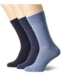 Tommy Hilfiger - Socks (pack Of 3) - Lyst