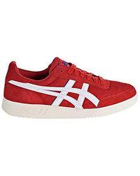 5e04d0cca53de Ascis Gel- Vickka Trs Shoes Classic Red/white H847l-601 (12 D(m) Us)