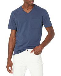 Goodthreads Amazon-Marke: -T-Shirt - Blau
