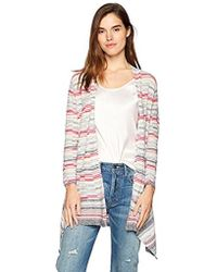 NIC+ZOE - Color Mix Cardy - Lyst