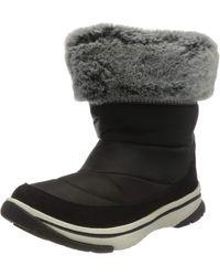 Roxy Inga Snow Boot - Black
