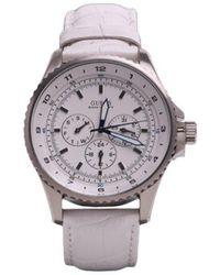 Guess - Watch - W11172g2_weiß - Lyst