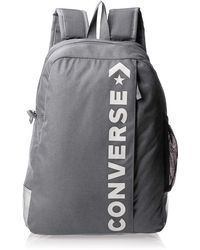 Converse - Speed 2.0 Backpack 10008286-a03; Backpack; 10008286-a03; Grey; One Size Eu - Lyst
