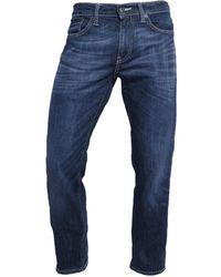 Levi's Hombre 511 Adelgazan los Pantalones Vaqueros Crosstown, Azul