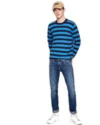 Pepe Jeans Saturn Jeans Bleu Denim M84 38W / 34L