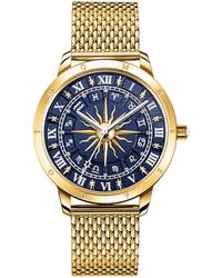 Thomas Sabo S Analogue Quartz Watch With Stainless Steel Strap Wa0352-264-209-33 Mm - Metallic