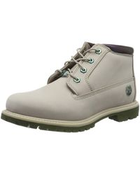 Timberland Nellie Chukka Double Ankle Boots - Natural