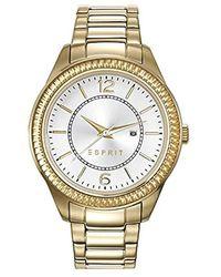 Esprit Armbanduhr-ES108852002 - Mettallic