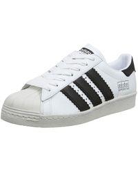 adidas Superstar 80s - Blanc